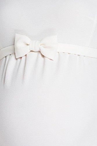 My Tummy Mutterschafts Kleid Umstands Kleid Bella mit Schleife S (small) -