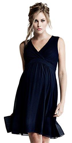 Noppies Dress Dress ss Lola Damen Umstandsmode Cocktailkleid / festliches Kleid Gr. S